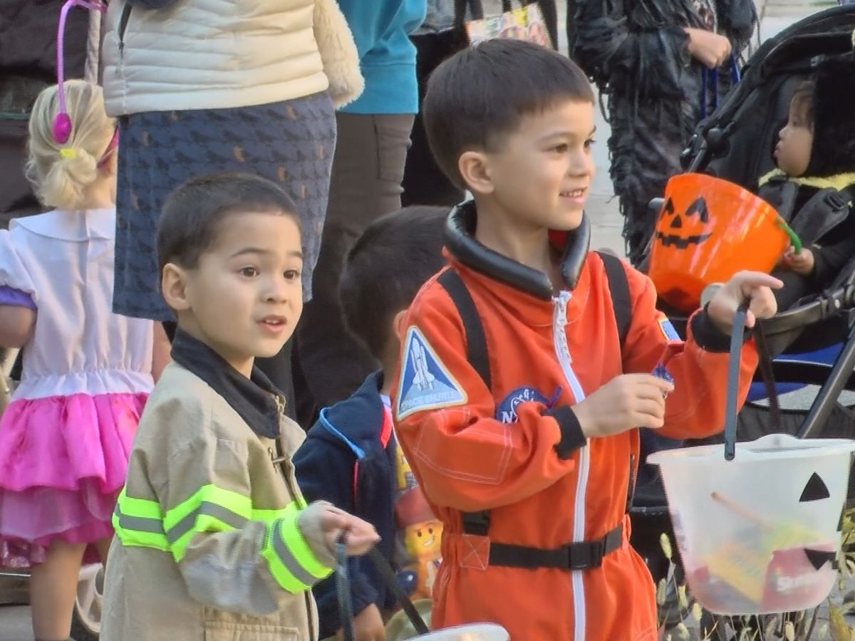 Reminders for an allergy-free Halloween