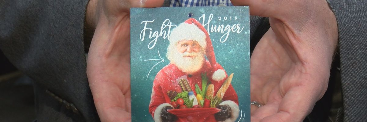 Fight hunger with the gift of a High Plains Food Bank Christmas ornament