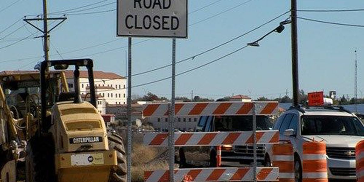 SW 9th Avenue reconstruction project delayed