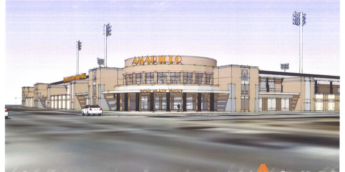 City of Amarillo agrees to 30-year lease to bring back professional baseball
