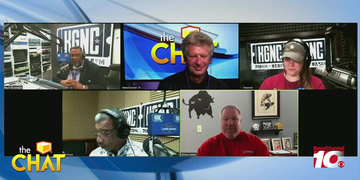 The Chat: Interview with Jimmy Lackey, president of Kids Inc.