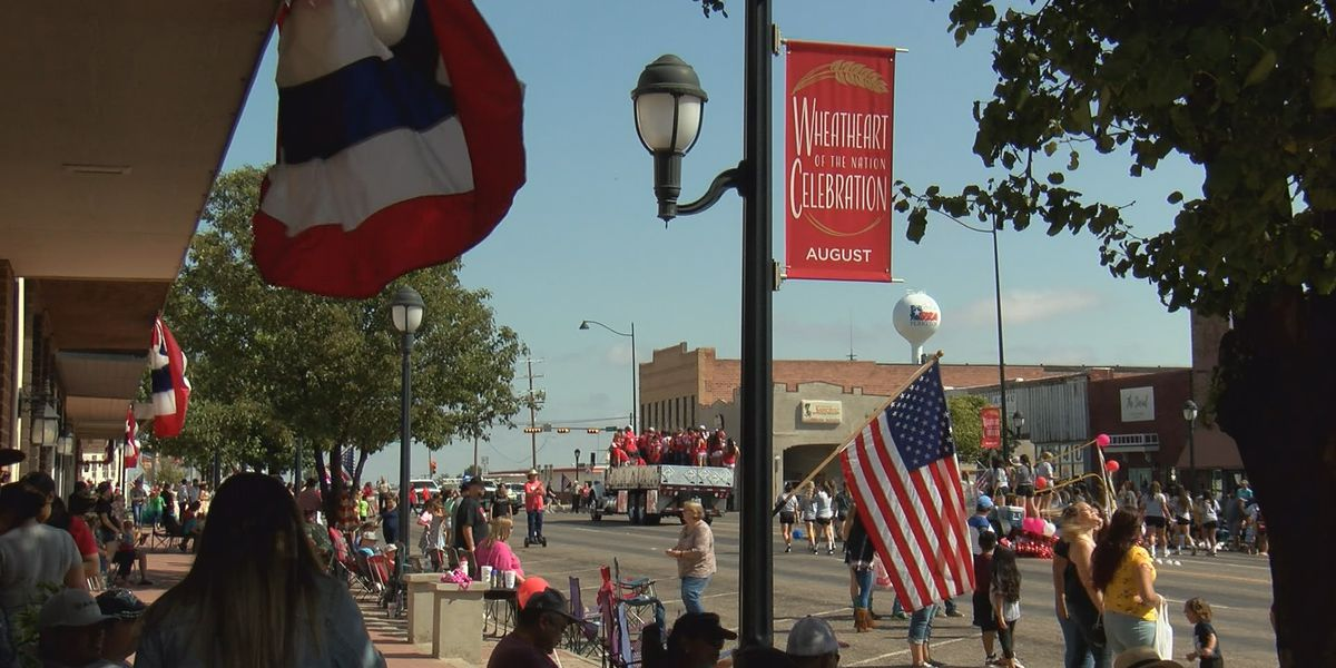 Perryton celebrates 100 years with Wheatheart of the Nation Celebration