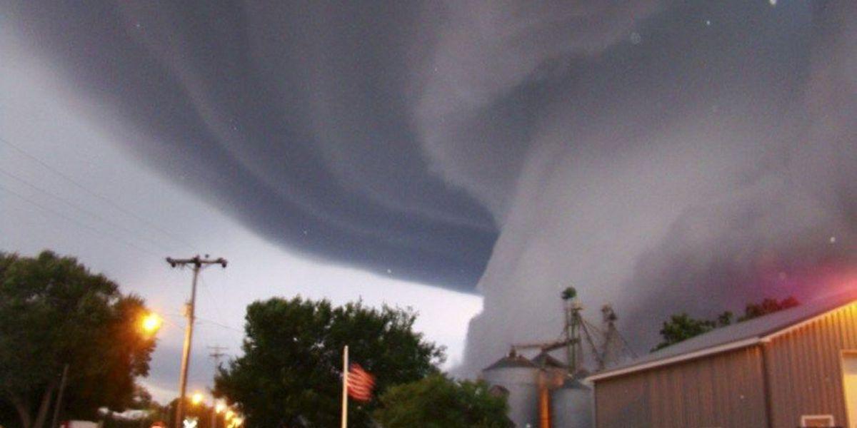 Texas y Oklahoma lideran la lista en tornados