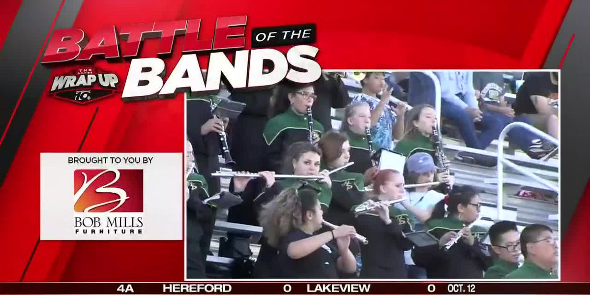 THE WRAP UP WEEK 7: Battle of the bands