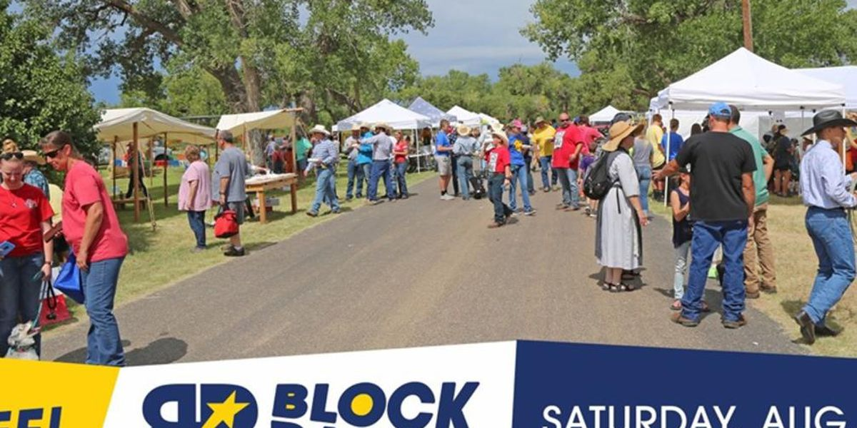 Block Party fun in downtown Amarillo heralds 75th annual Boys Ranch Rodeo