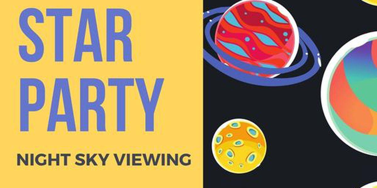 Alibates Flint Quarries National Monument hosting Alibates Star Party this weekend