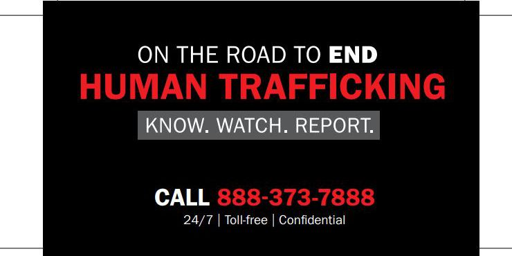 TxDOT joins statewide initiative aiming to end human trafficking