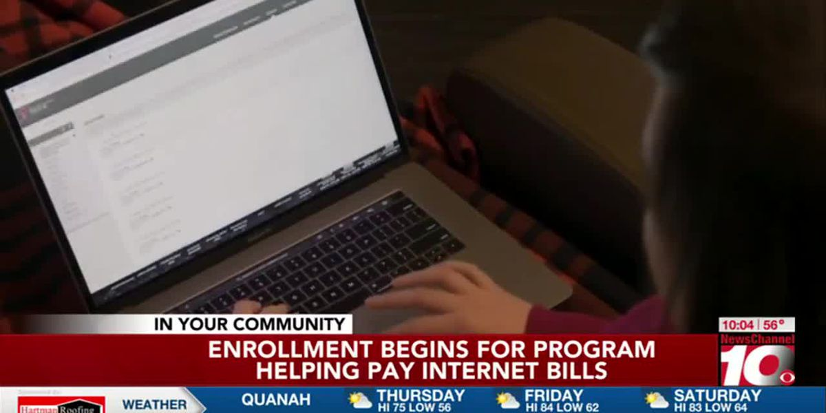 New program to help people with up to $50 off their monthly internet bill