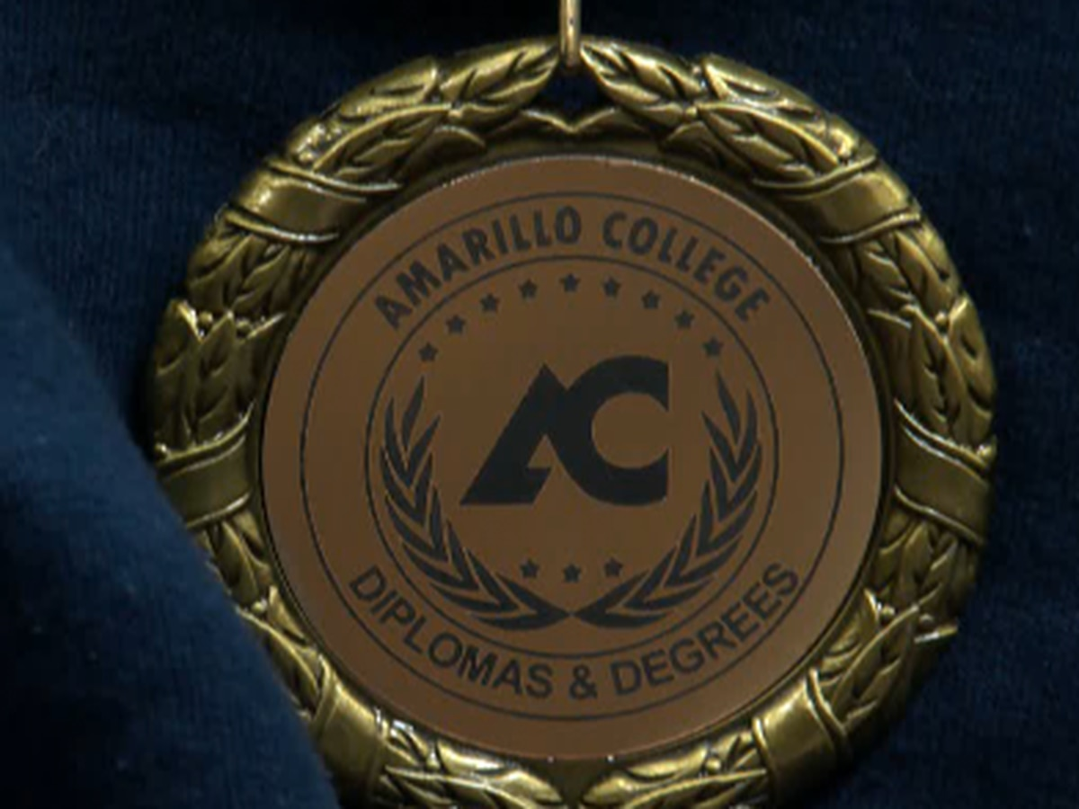 High School seniors in Amarillo graduating from Amarillo College before High School