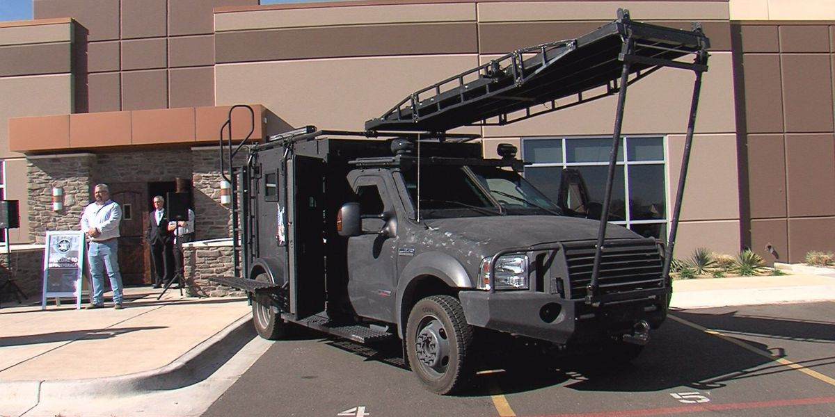Agencies start fundraising campaign for new APD SWAT vehicle