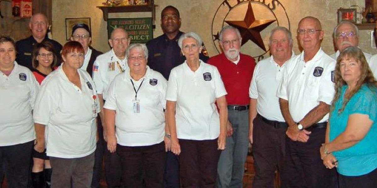 Amarillo Police Department hosts annual lunch to honor volunteers