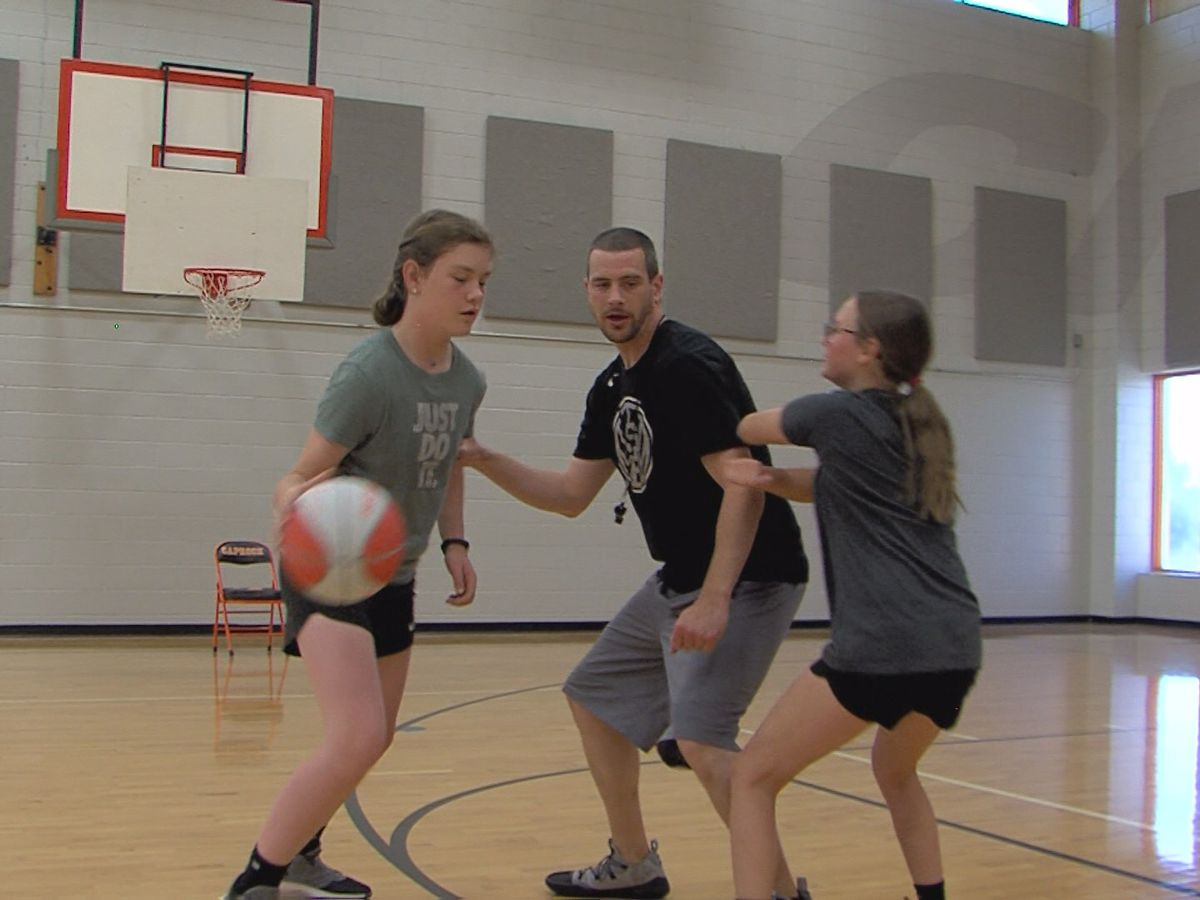 Caprock Lady Longhorns focus on fundamentals at summer camp