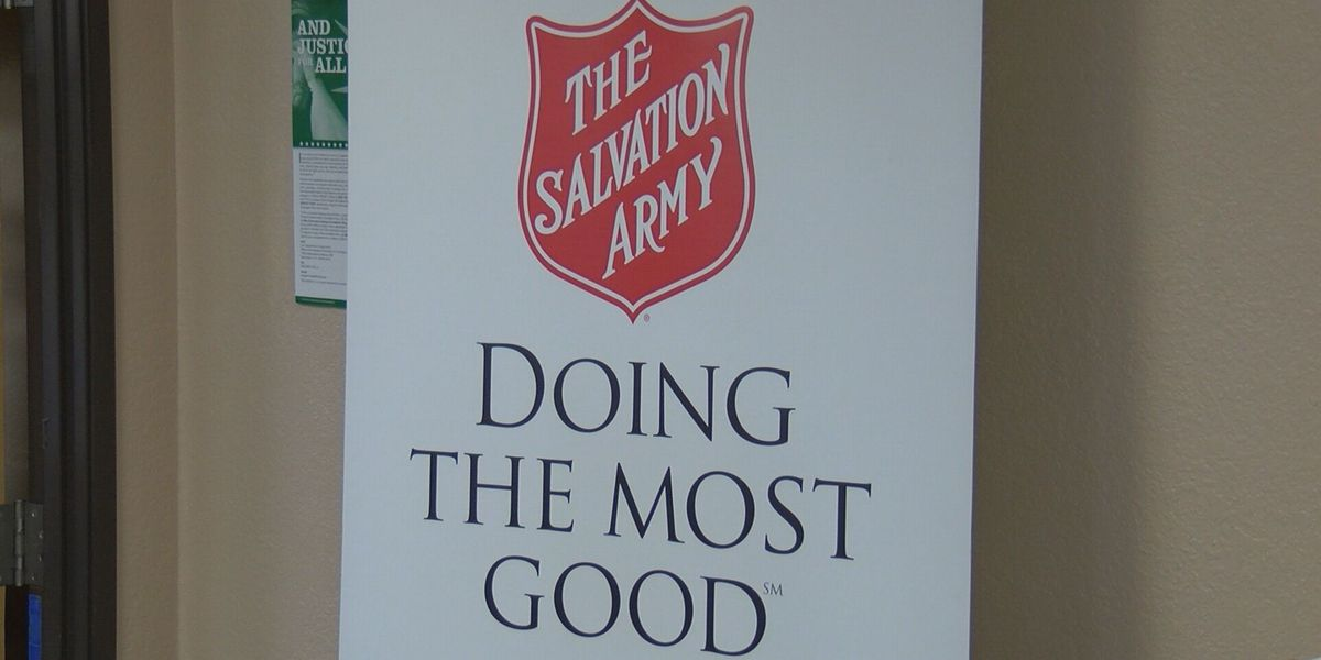 Salvation Army hosts annual Thanksgiving Dinner