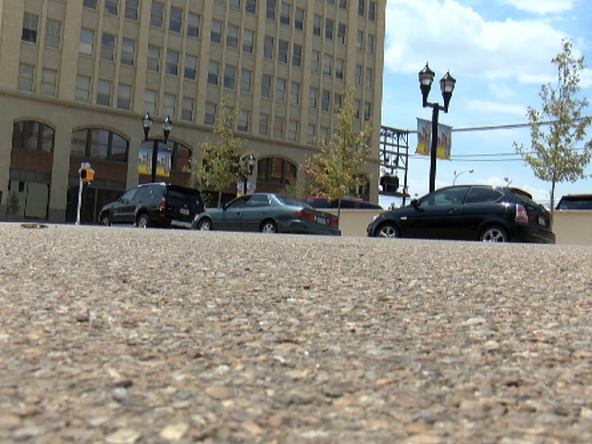 City of Amarillo gives initial green light to bring paid parking downtown