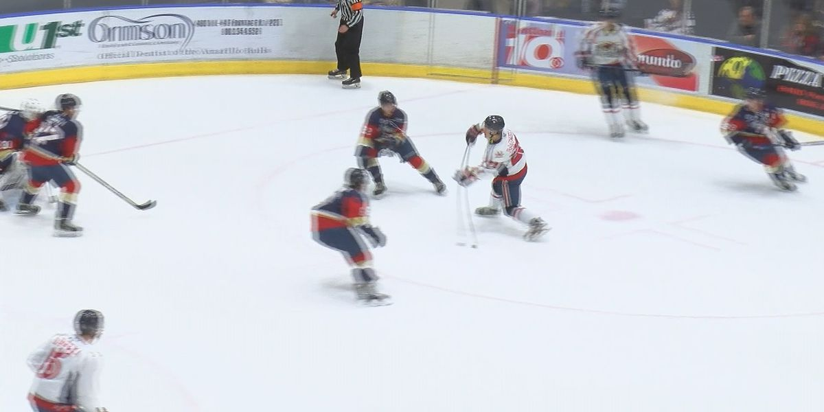 Amarillo Bulls clinch South Division this weekend against Pilots