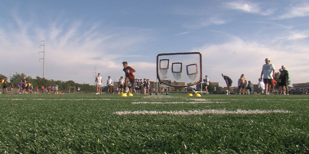 Countdown To Kickoff: 'Be ready' for the Amarillo Sandies