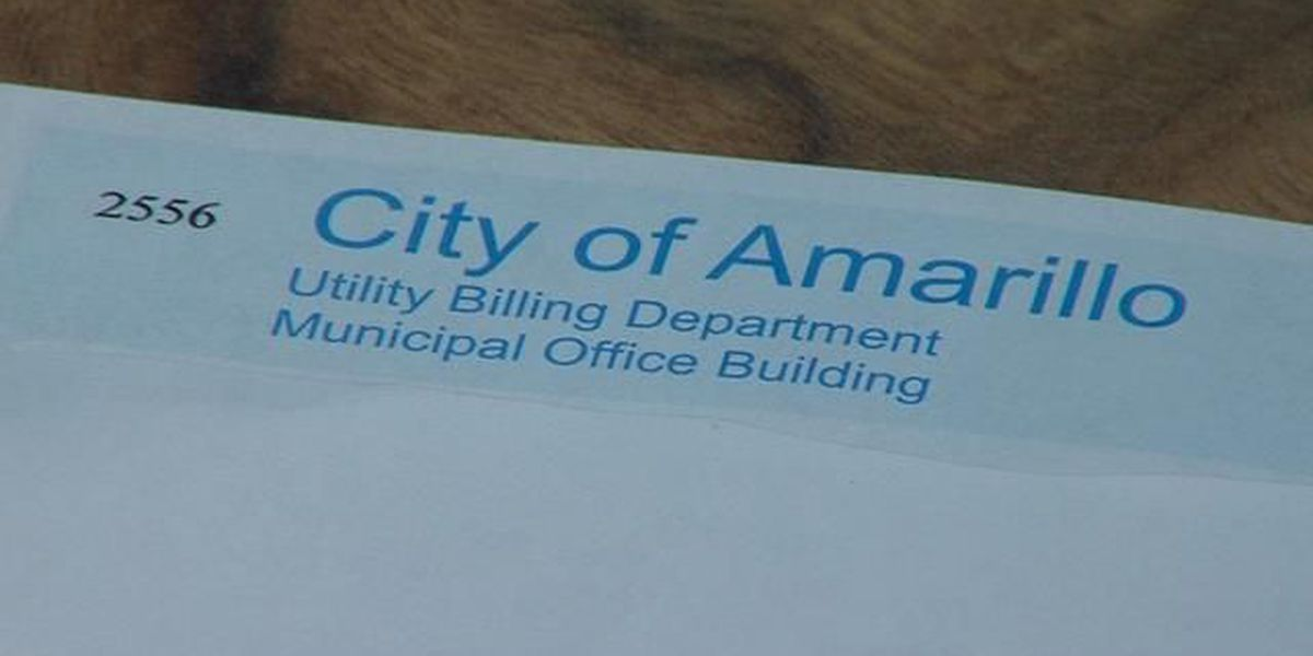 Amarillo residents don't have to worry about water bill late fees
