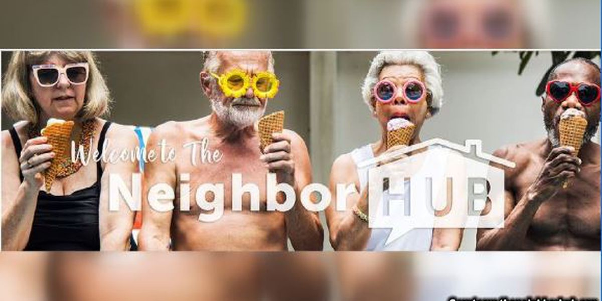 New Neighbor 'HUB' program introduced to adults ages 50 and older