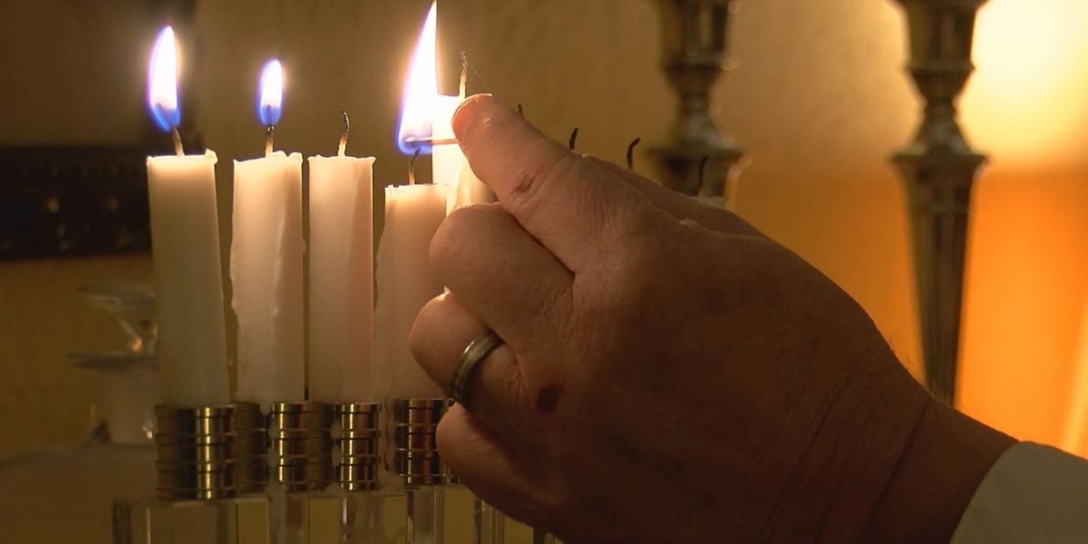 'Happy Hanukkah!' Other traditions celebrated in Amarillo, too