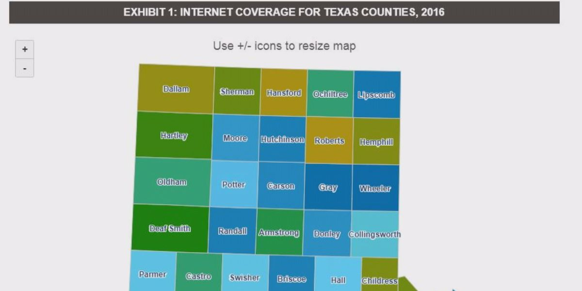 State, local efforts to combat lack of high speed internet access in rural areas