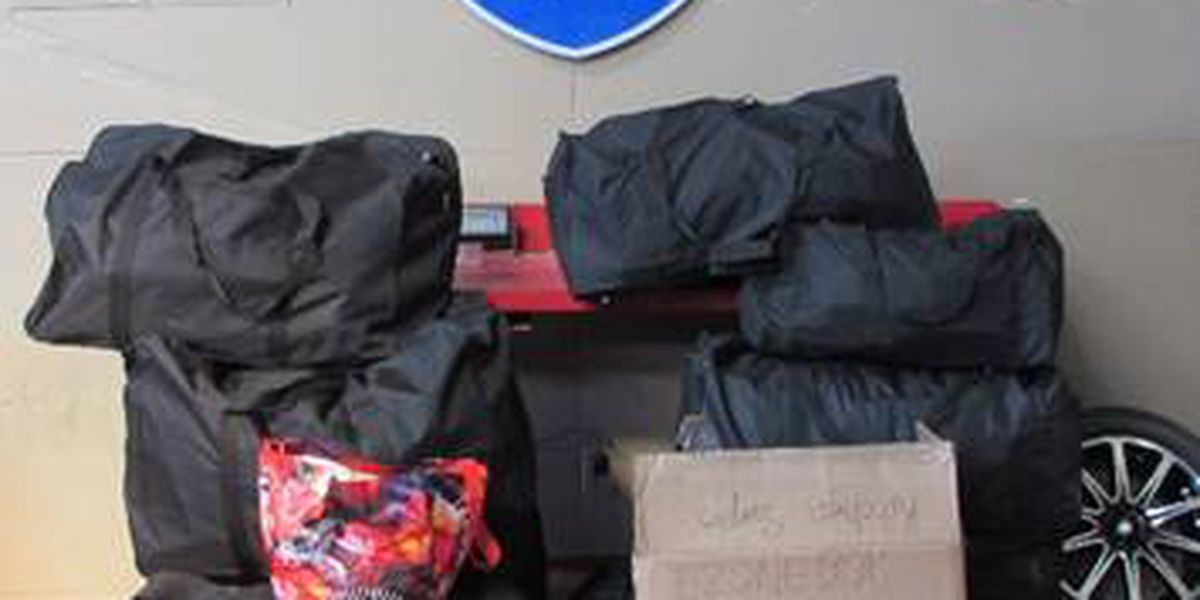 DPS trooper seizes 411 pounds of THC products during traffic stop on I-40