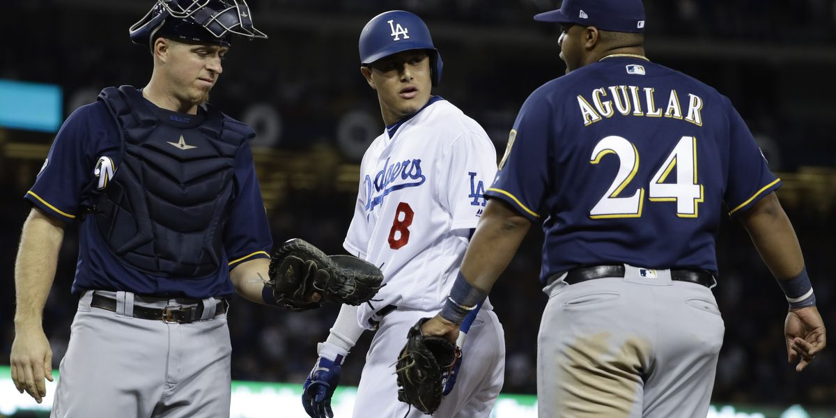 Manny Machado Fined for Jesus Aguilar Incident