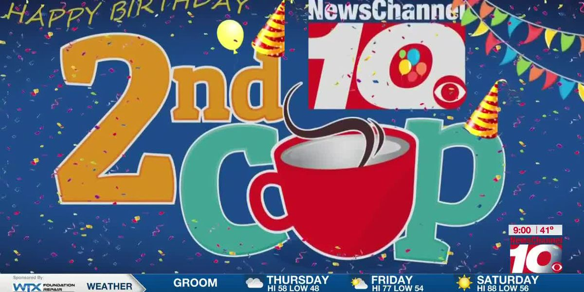 2nd Cup celebrates its second birthday with a huge announcement