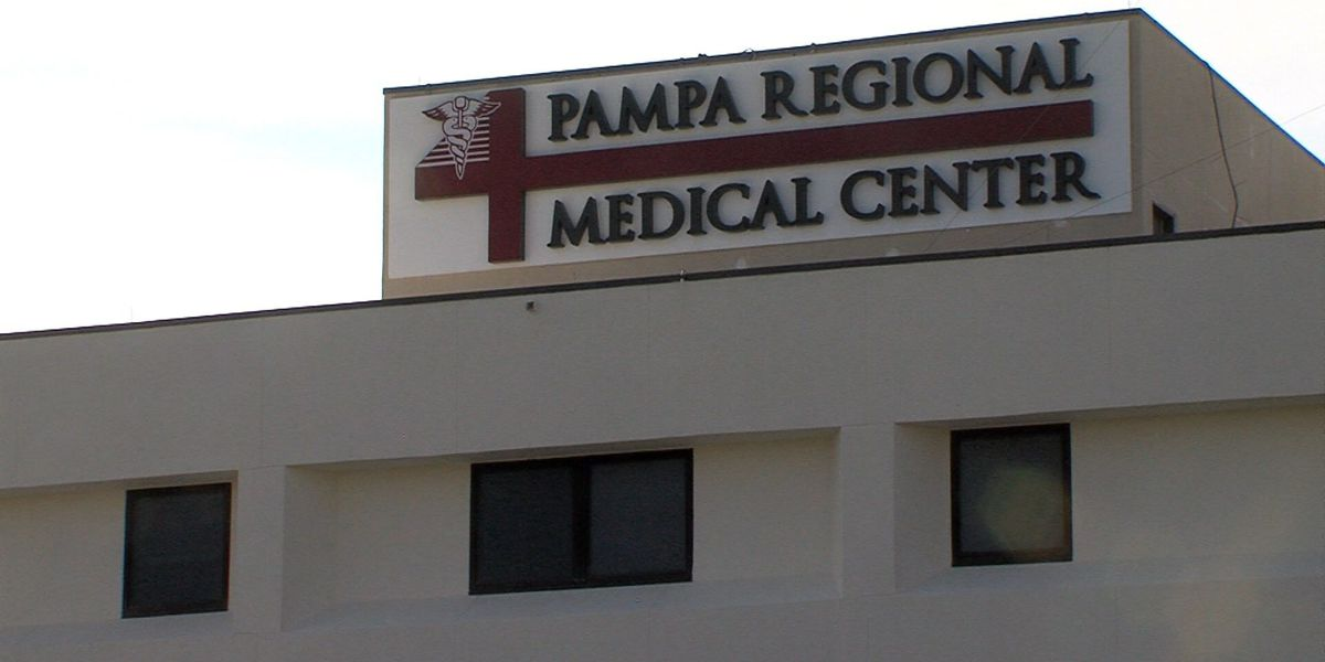 Pampa officer & minor released from hospital after traffic mishap