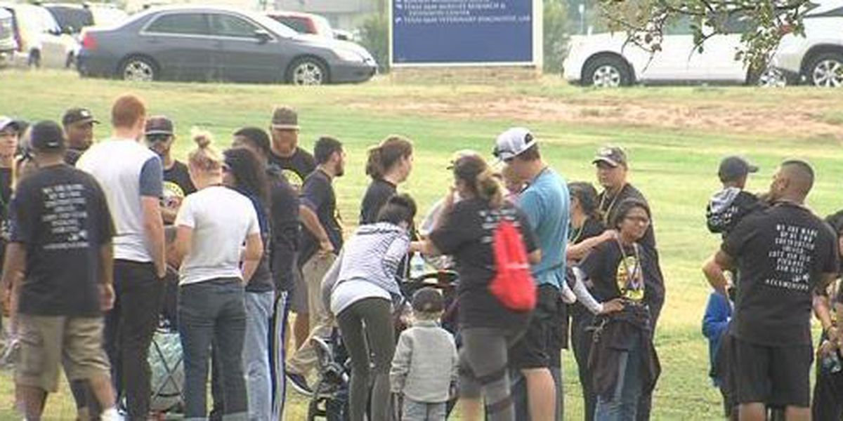 Great Strides Walk benefits Cystic Fibrosis research