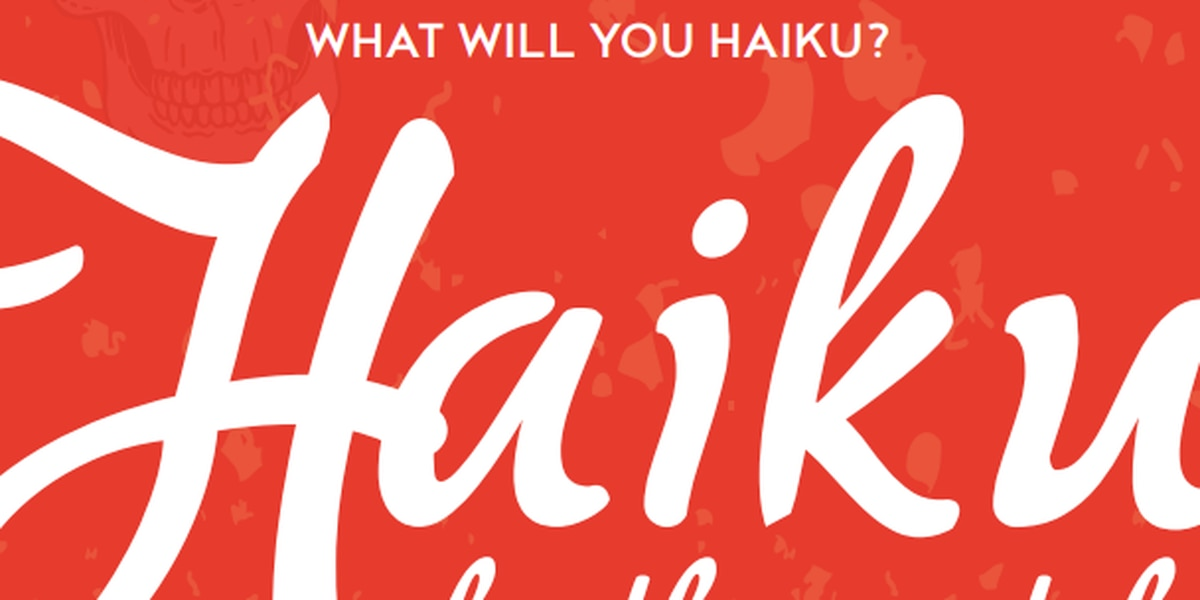Writers invited to participate in Haiku Death Match in Amarillo