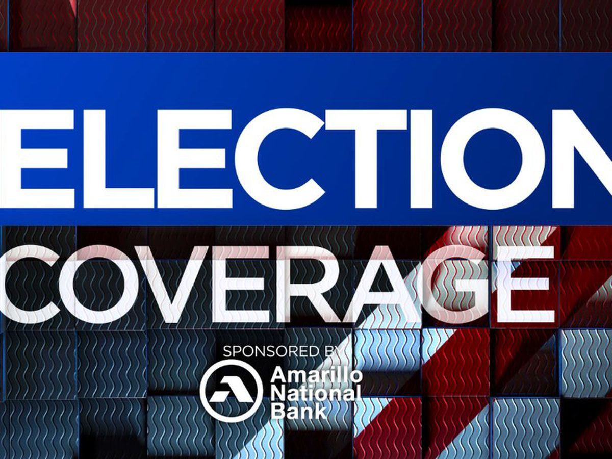 Early voting locations in Potter and Randall counties
