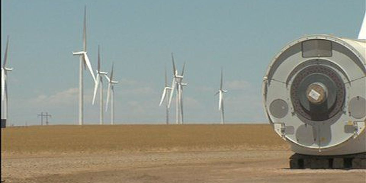 T. Boone Pickens is back in the Wind Business