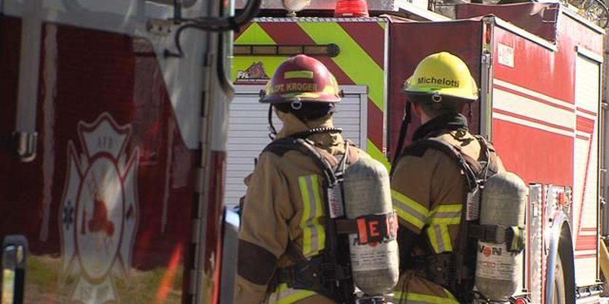 Two Amarillo residents hospitalized after house fire