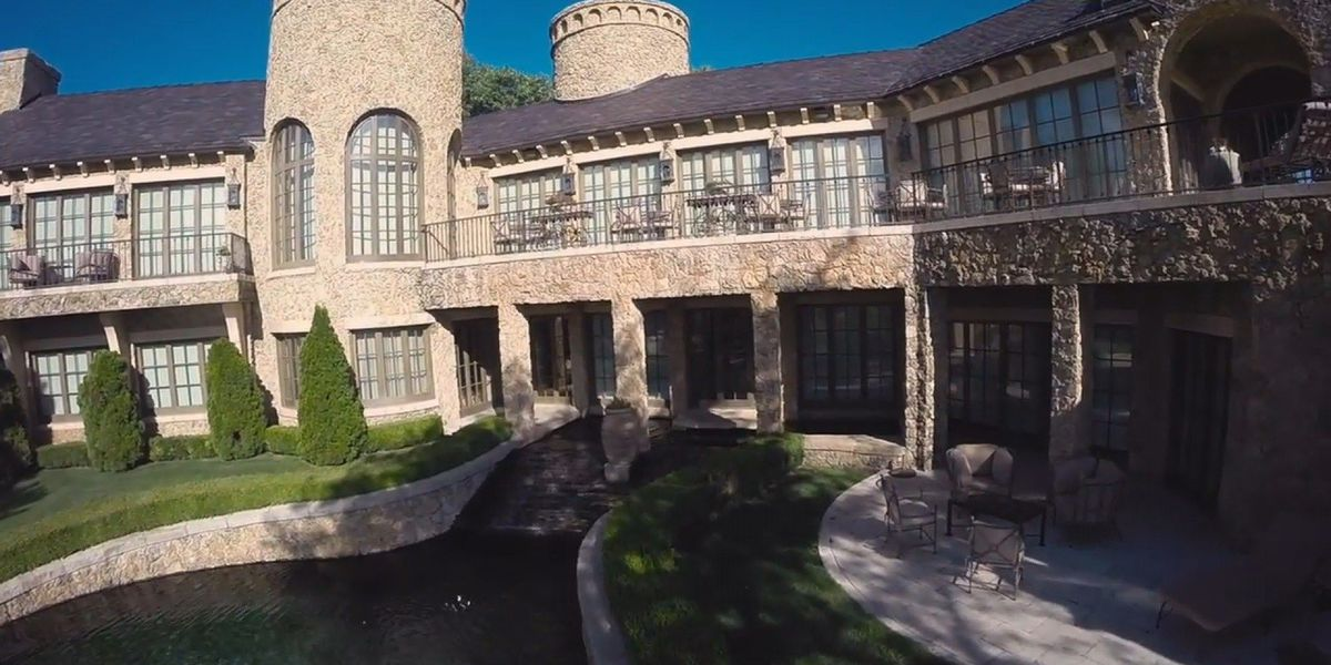 Look inside T. Boone Pickens' newly listed Mesa Vista Ranch