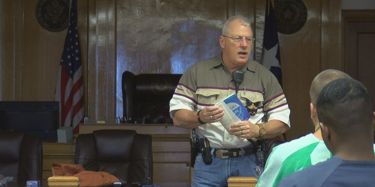 New ministry program transforms lives of Hutchinson Co. inmates