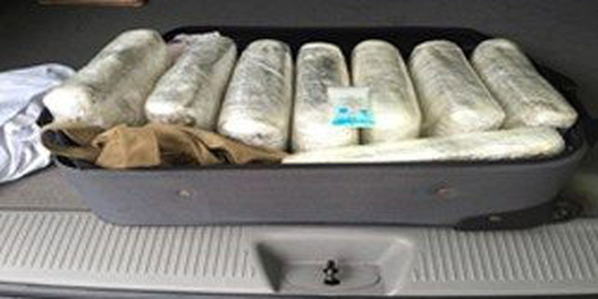 DPS trooper traffic stop leads to seizure of cocaine
