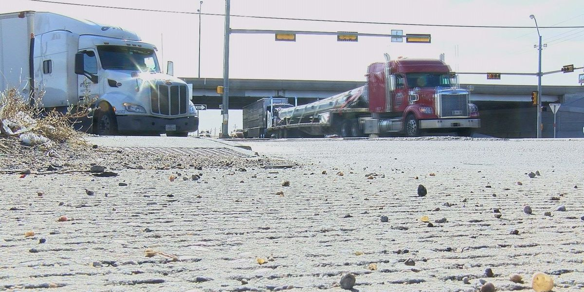 Truckers rally together against electronic logging mandate