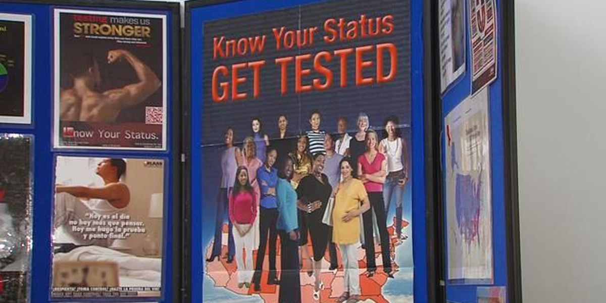 Local STD cases on the rise