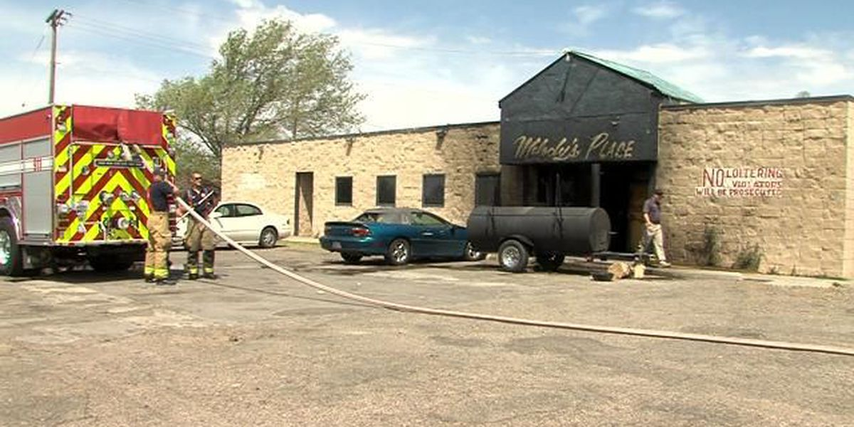 Cause for structure fire in northwest Amarillo being investigated
