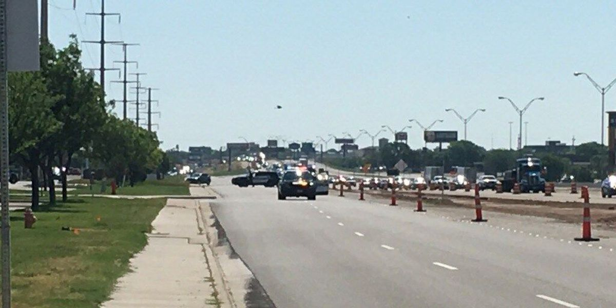 I-40 and Soncy cleared without further incident
