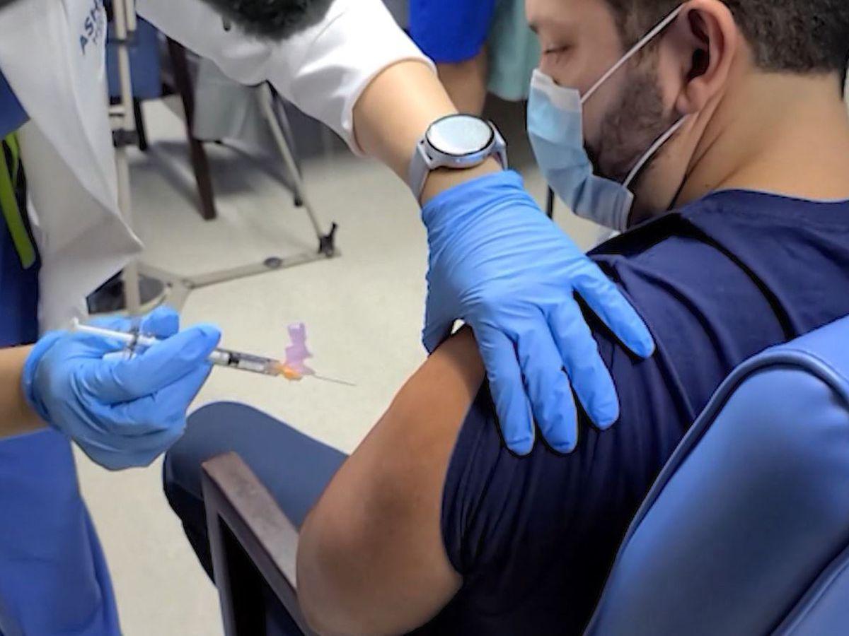 Are Biden's COVID vaccination goals doable?