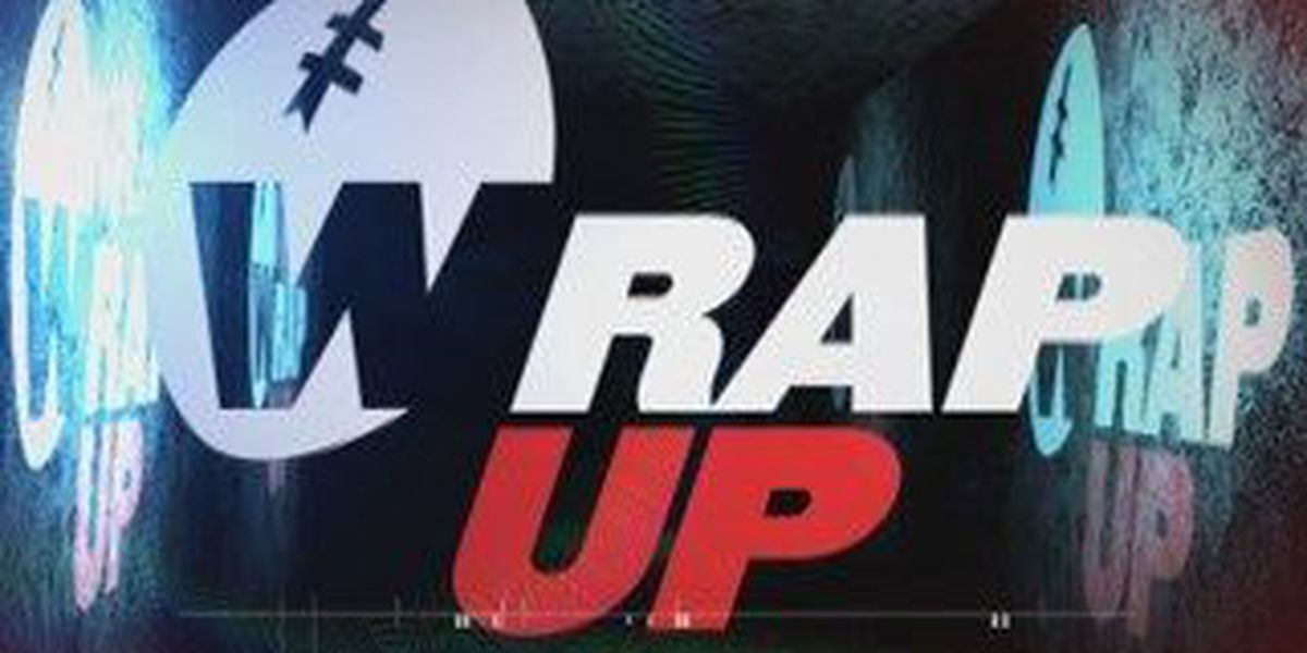 The Wrap-Up, Scoreboard - Week 8