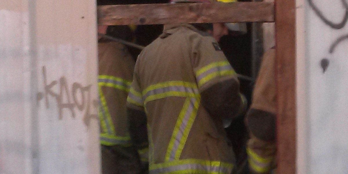 Morning fire sends one to the hospital