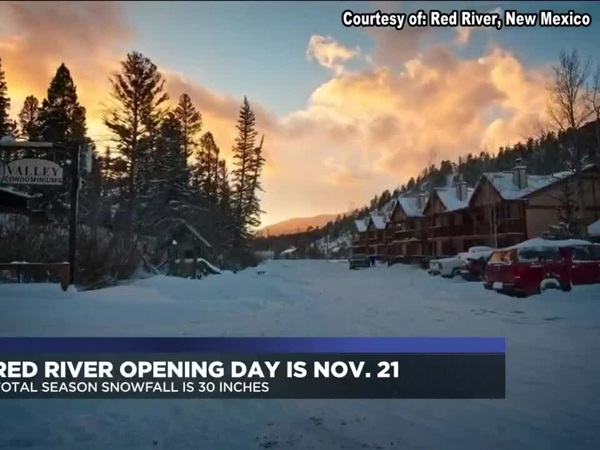 Red River announces opening day for 2018/19 season
