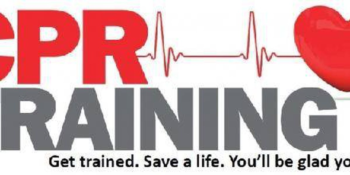 Borger FD begins CPR training for citizens