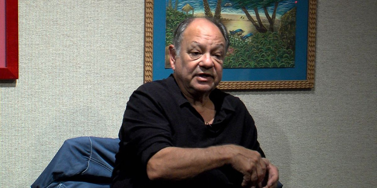 Cheech Marin stops in Amarillo to promote new exhibit