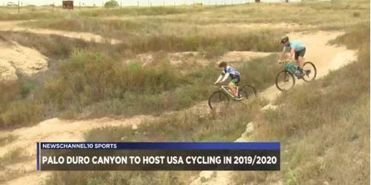 USA Cycling selects Palo Duro Canyon to host championships