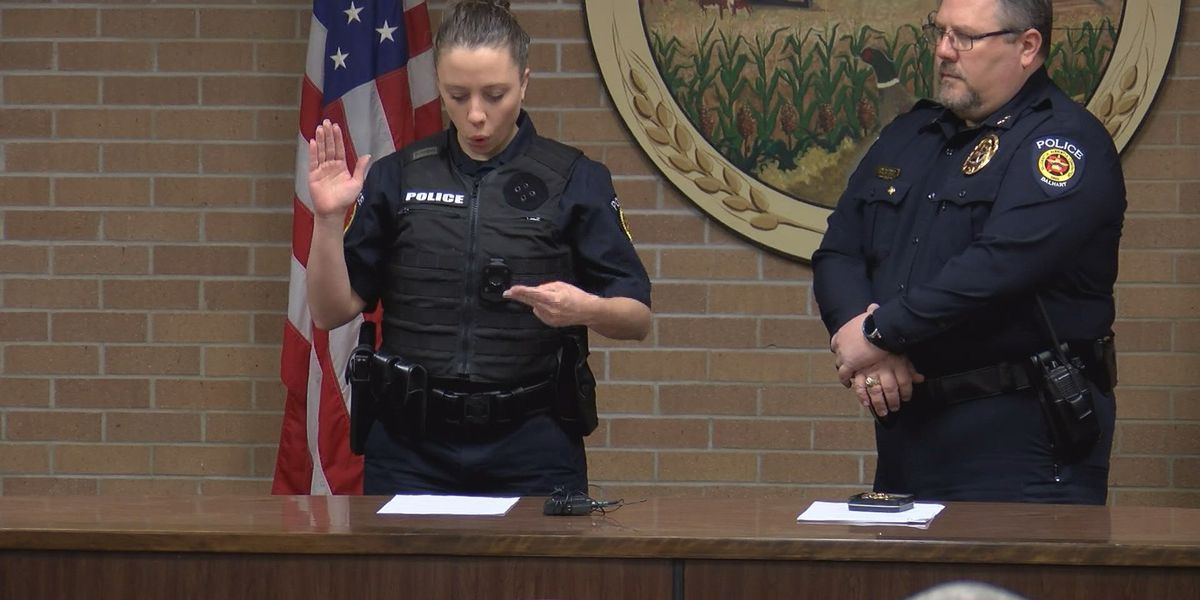 Dalhart Police Department makes historic hire