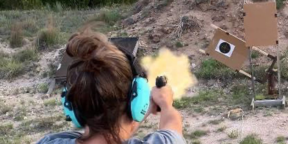 'They're concerned of safety': More women participating in classes to get license to carry a firearm