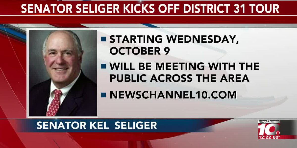 VIDEO: State Sen. Kel Seliger traveling around the Texas Panhandle for town hall meetings